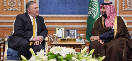 'Self-inflicted American shame is over' in Middle East, says Pompeo