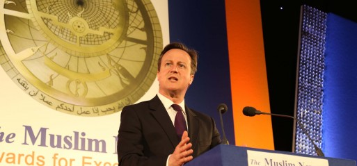 Transcript of speech by Prime Minister David Cameron at the Muslim News Awards for Excellence, Grosvenor House, Park Lane on Monday 31 March 2014.