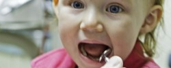 Parents not taking toddlers to the dentists