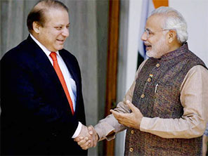 India: Sharif says he is 'looking forward to work with Modi'