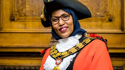 In  Conversation with… Rakhia Ismail, the UK's first Somali-born Mayor