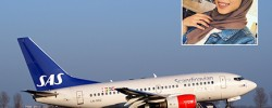 Scandinavian Airlines hijab ban is not discriminatory, rules Ombudsman
