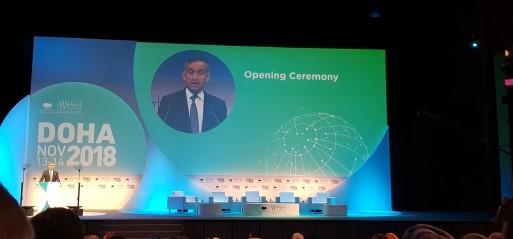 Qatar successfully organised international health summit despite Saudi-led siege, says Lord Darzi