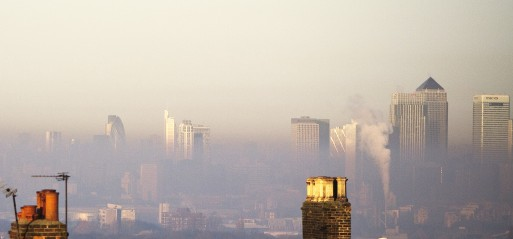 Air pollution, toxic alert in London