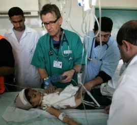 Israel bans Norwegian doctor from Gaza