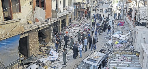 Beirut hit by Daesh in worst atrocity on capital since civil war