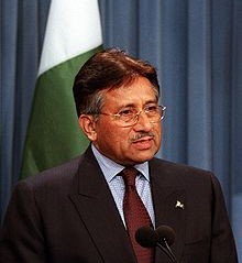 Pakistan: Musharraf lands in Karachi