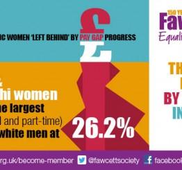 Bangladeshi and Pakistani women suffer multiple discrimination