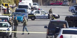 USA: Two officers dead, three injured, in Las Vegas shooting