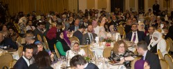 The Muslim News Awards for Excellence, guests respond