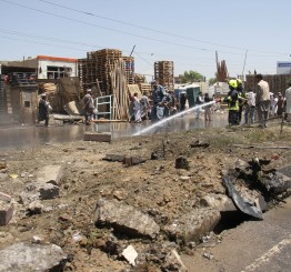 Afghanistan: 8 killed, incl children, in suicide attack