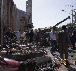 Afghanistan: Bomb attack near mosque kills 8 in Herat province
