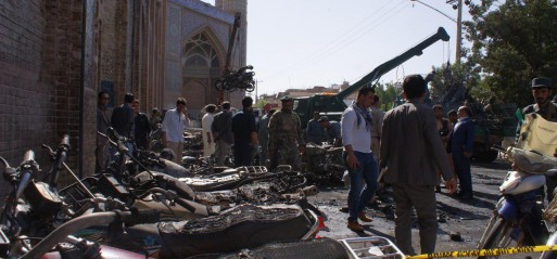 Afghanistan: Suicide attack targets Shia Muslim mosque in Kabul killing six