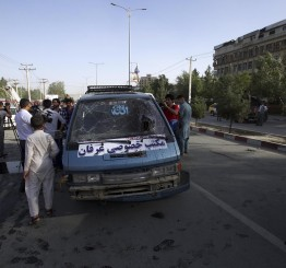 Afghanistan: Taliban deny responsibility in Kabul suicide bombing killing 12