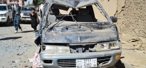 Afghanistan: 9 dead, 60 injured in Kandahar car bombing