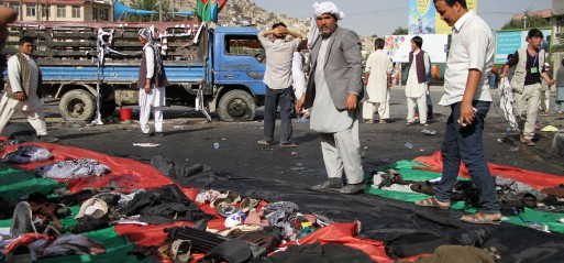 Afghanistan: UN verifies mass killings in northern Afghanistan