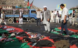 Afghanistan: 80 Hazara Shia Muslims killed in suicide bombing in Kabul