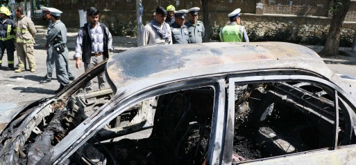 Afghanistan: Car bombing kills 4 people in SE Afghanistan