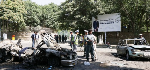 Afghanistan: 8 killed, 30 injured by IED at university