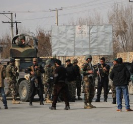 Afghanistan: Suicide attack by Daesh kills 6 in Kabul