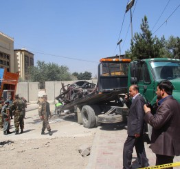 Afghanistan: Dozens dead, over 300 injured in Kabul explosion