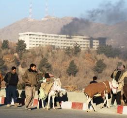 Afghanistan: Suicide car bombing in Kabul kills 17