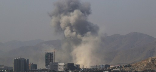 Afghanistan: 10 killed as huge explosion rocks Kabul
