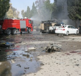 Afghanistan: Taliban suicide attack kills at least 10 in Helmand
