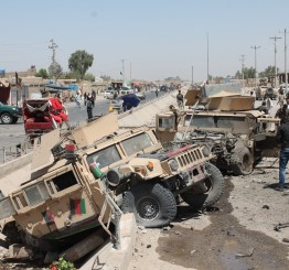 Afghanistan: Suicide car bomb kills 15 in Helmand province