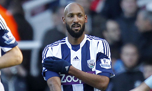Anelka announces he has quit West Brom on Twitter