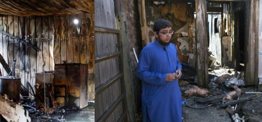 Man confesses to arson at Houston Islamic center