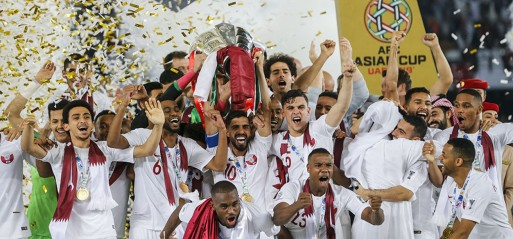 Asian Cup marred by anti-Qatar incidents