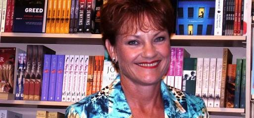 Australian politician targets Muslims on parl't return