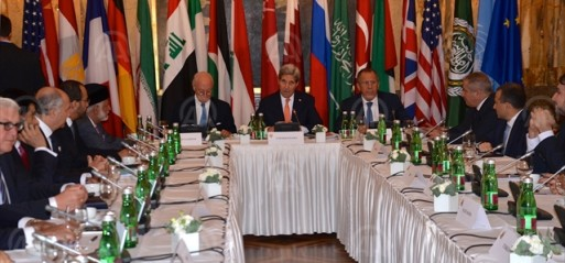 UN: Britain set to draft UN resolution on Syria cease-fire