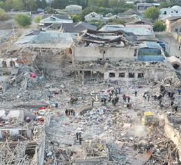 Azerbaijan: Armenian attack kills 12 civilians in Ganja