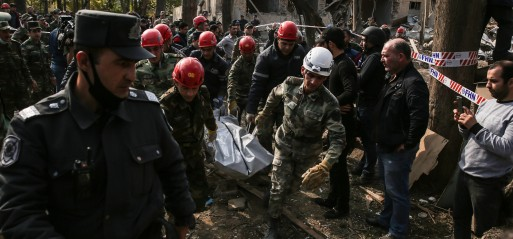 Azerbaijan vows retaliation against Nagorno-Karabakh Armenian attacks