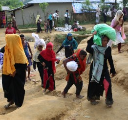 Rohingya Muslims return to Myanmar puts them at 'grave risk', say UK MPs