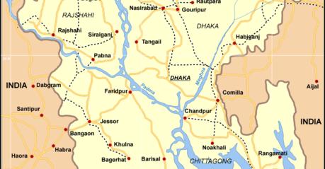 Bangladesh: Factory fire kills 10 near Dhaka