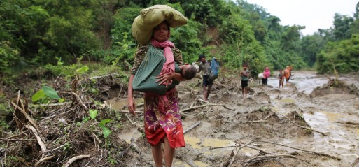 Myanmar: Persecution of all Myanmar Muslims 'on the rise' says rights group
