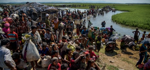 Myanmar: 12 dead as boat carrying Rohingya Muslims sinks near Bangladesh