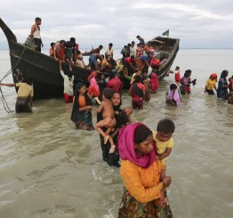 Myanmar: Over 100 Rohingya Muslim refugees drowned since Aug 25