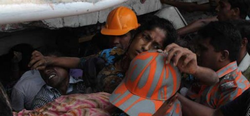 Bangladesh: Savar building collpase death toll jumps to 175