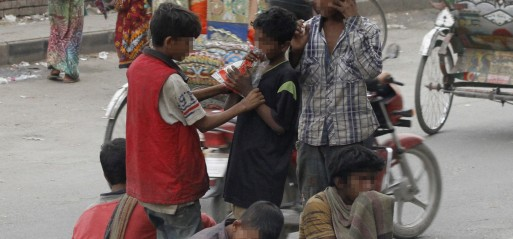 Bangladesh: Drug use among Bangladeshi children reaches 2.5million