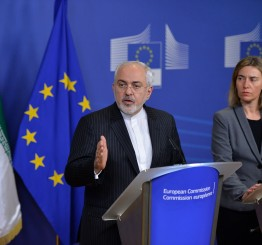 Iran says 'no military solution in Syria'