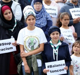 Belgium: 76 pct of Islamophobic attacks target women in Belgium