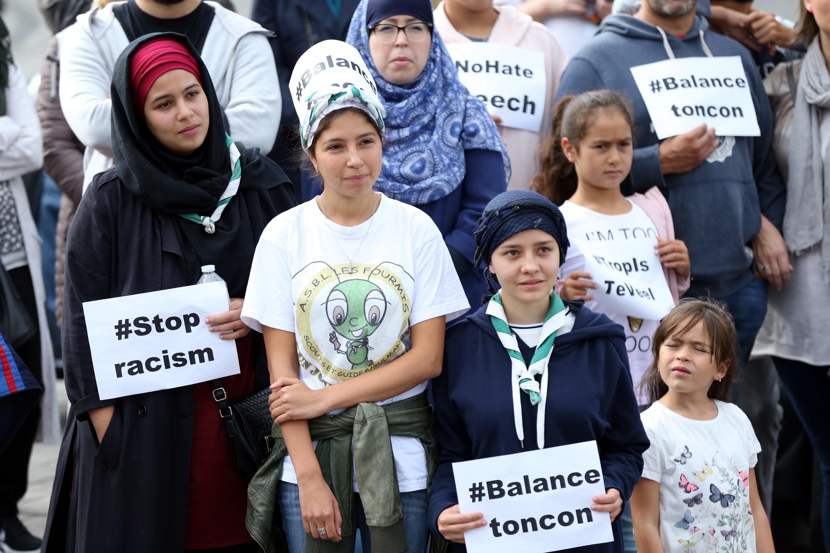 Belgium: 76 pct of Islamophobic attacks target women in