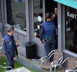 Belgium: Terror suspect killed in Brussels raid