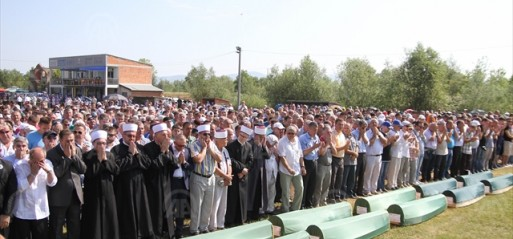 European Court of Human RIghts rejects Dutch soldiers prosecution for Srebrenica genocide