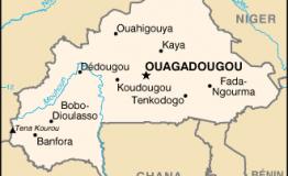 Burkina Faso: 5 soldiers killed in terrorist attack