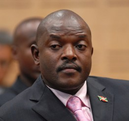 Burundi: 3 killed, 45 injured in protests against president's third term